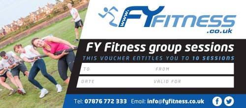 Group Sessions Voucher Now Available